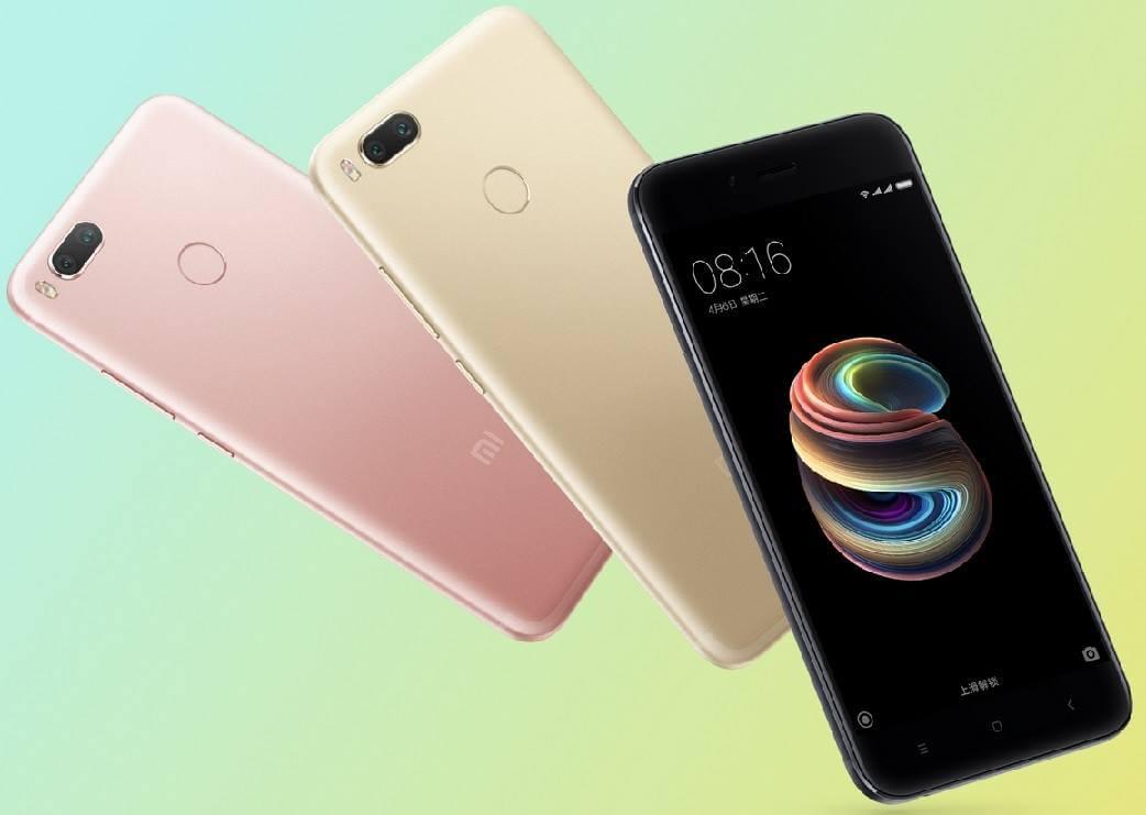 Xiaomi Mi 5X Now Official; Boasts Dual Rear Cameras and MIUI 9
