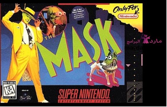تحميل لعبة القناع الاخضر the mask للكمبيوتر والاندرود برابط مباشر
