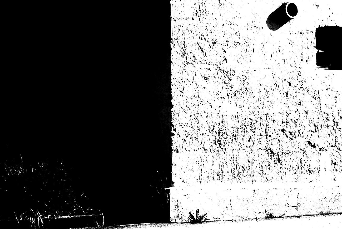 Zum Tagesabschluss — Bilder des Tages #104 — Kante zeigen