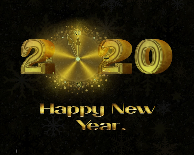 happy new Year 2020 images wallpapers 40
