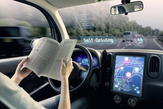 Teknologi Self Drive