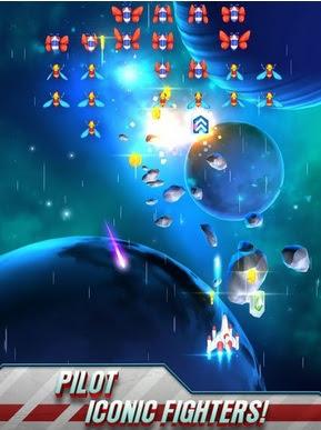 Galaga Wars MOD Apk v2.2.4.583 (Unlimited Coins)