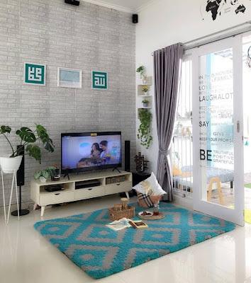 Ruang Tv Minimalis Untuk Keluarga yang Santai