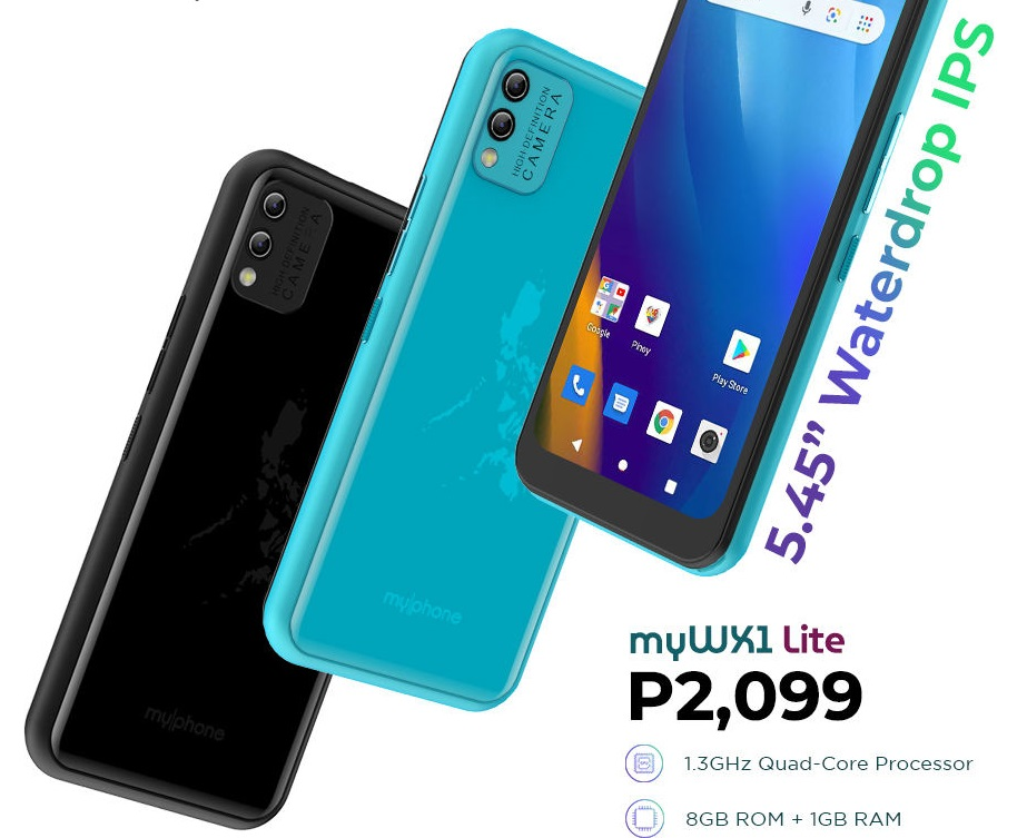 MyPhone MyWX1 Lite Full Specs