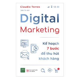 Digital Marketing - Kế Hoạch 7 Bước Để Thu Hút Khách Hàng ebook PDF EPUB AWZ3 PRC MOBI