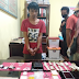 2 Orang Warga Lenggayang di Ciduk Tim Opsonal Sat Narkoba Polres Pessel