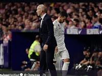 Hazard Will Return, Zidane Asks Fans Not Expecting Much