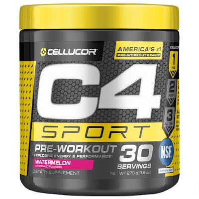 C4 Sports Preworkout