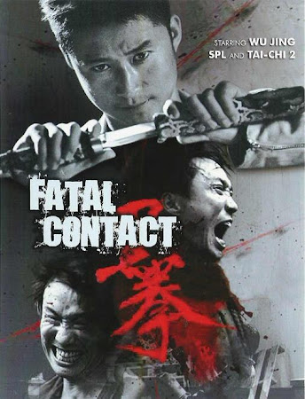Poster Of Fatal Contact In Dual Audio Hindi Chinese 300MB Compressed Small Size Pc Movie Free Download Only At worldfree4u.com