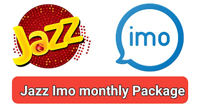 jazz imo package monthly - jazz imo package