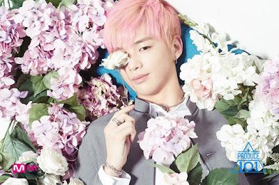yaitu seorang penyanyi dan penari asal Korea Selatan Kang Daniel