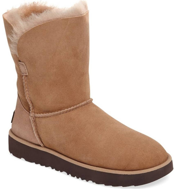 Nordstrom: 60% off Classic Cuff UGG Short Boots + Free Shipping!