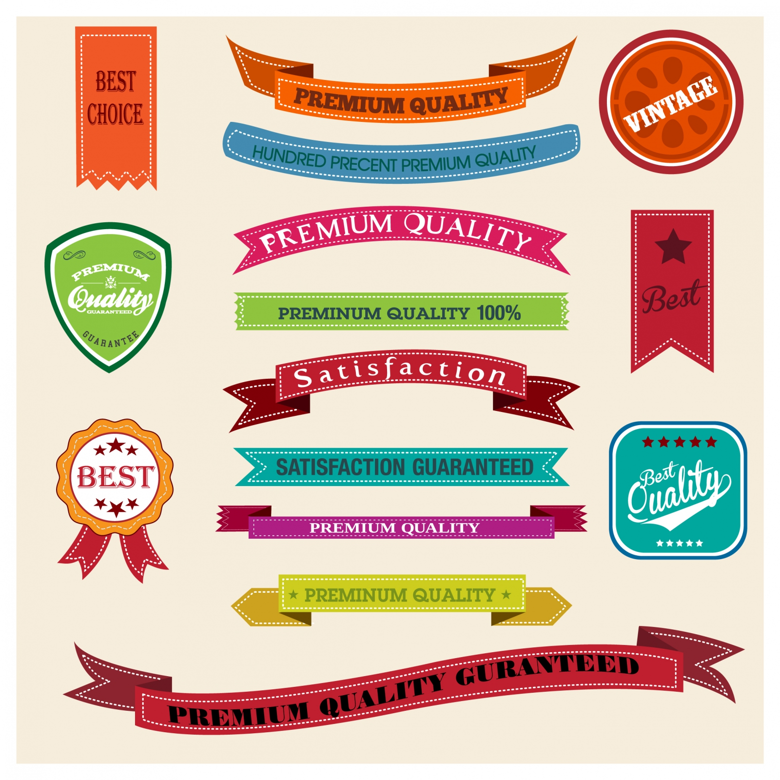 Templeate Coreldraw Badges And Labels