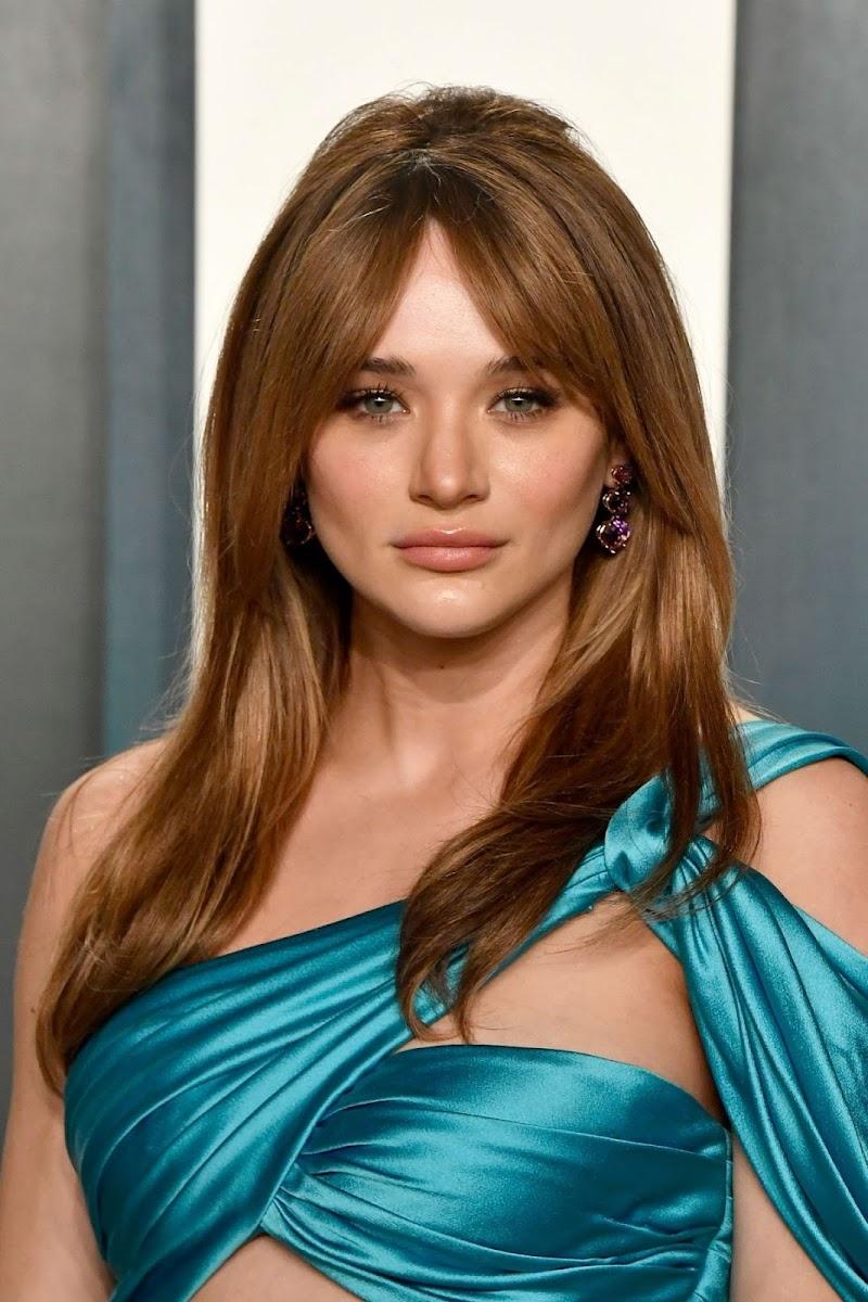 Hunter Haley King cLICKS at 2020 Vanity Fair Oscar Party in Beverly Hills 9 Feb-2020