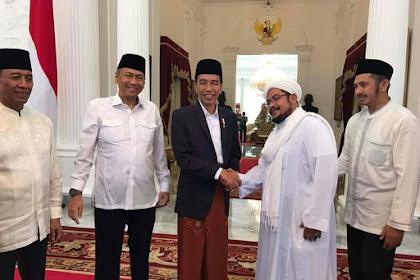 Jokowi Gagal Pecah kekuatan Politik Islam