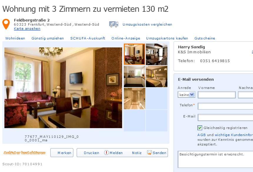 kebu09 informationen ber wohnungsbetrug. Black Bedroom Furniture Sets. Home Design Ideas