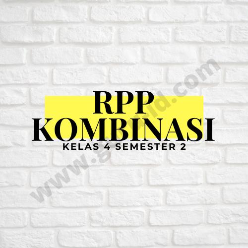gambar RPP PJJ berbasis AKM kelas 4 semester 2