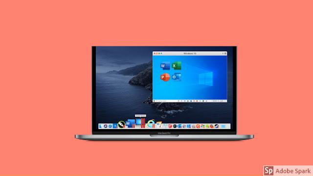 Parallels Desktop 14.1.2 (45479) For Mac Torrent Full Crack