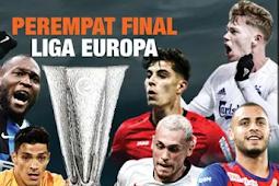 Jadwal pertandingan perempat final europa,akan di siarkan live di sctv