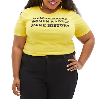 Juniors Black History Month Womens Crew Neck Short Sleeve Graphic T-Shirt