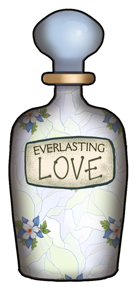 ArtbyJean - Bottles: Perfume Bottles with Everlasting Love ...