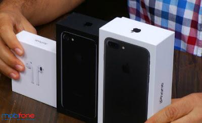 Mobifone ưu đãi mua iPhone 7 và iPhone 7 Plus