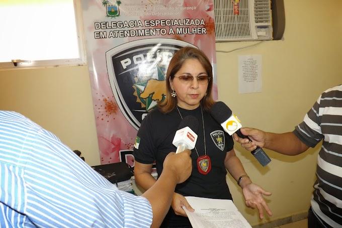 Delegada assume o comando das delegacias de Grossos, Areia Branca e Porto do Mangue