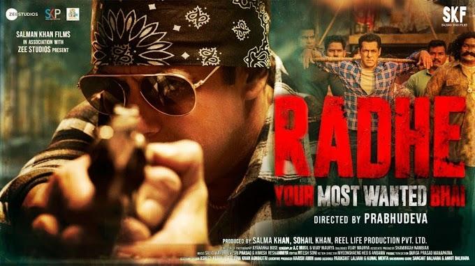 Radhe - Full Hindi Movie