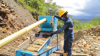 USAID entregó unidades de procesamiento de oro sin mercurio a mineros del Chocó