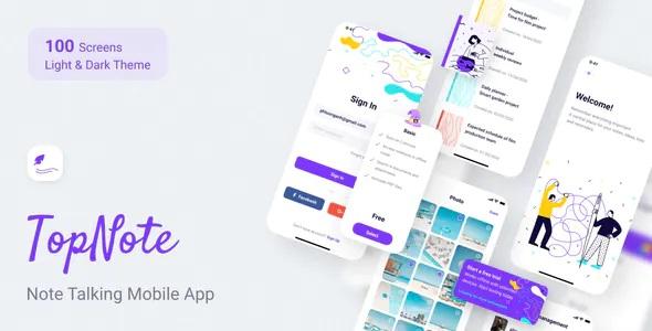 Best Note Talking Mobile App