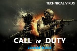 Call OF Duty Zombie Mode