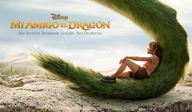 Película mi amigo el Dragon