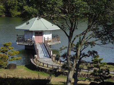 【大阪府枚方市】山田池公園・浮見堂