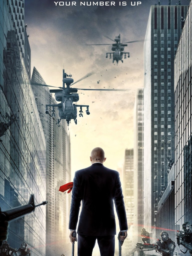 hitman agent 47 wallpaper for android