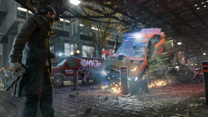 Watch Dogs is free on Epic Games