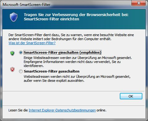IE safety from .mosk File Virus