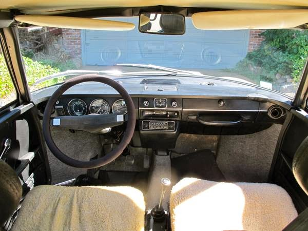 Beautiful 1970 Saab 99 Auto Restorationice