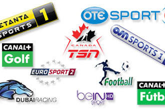 Frequencies Sports Channels - Astra