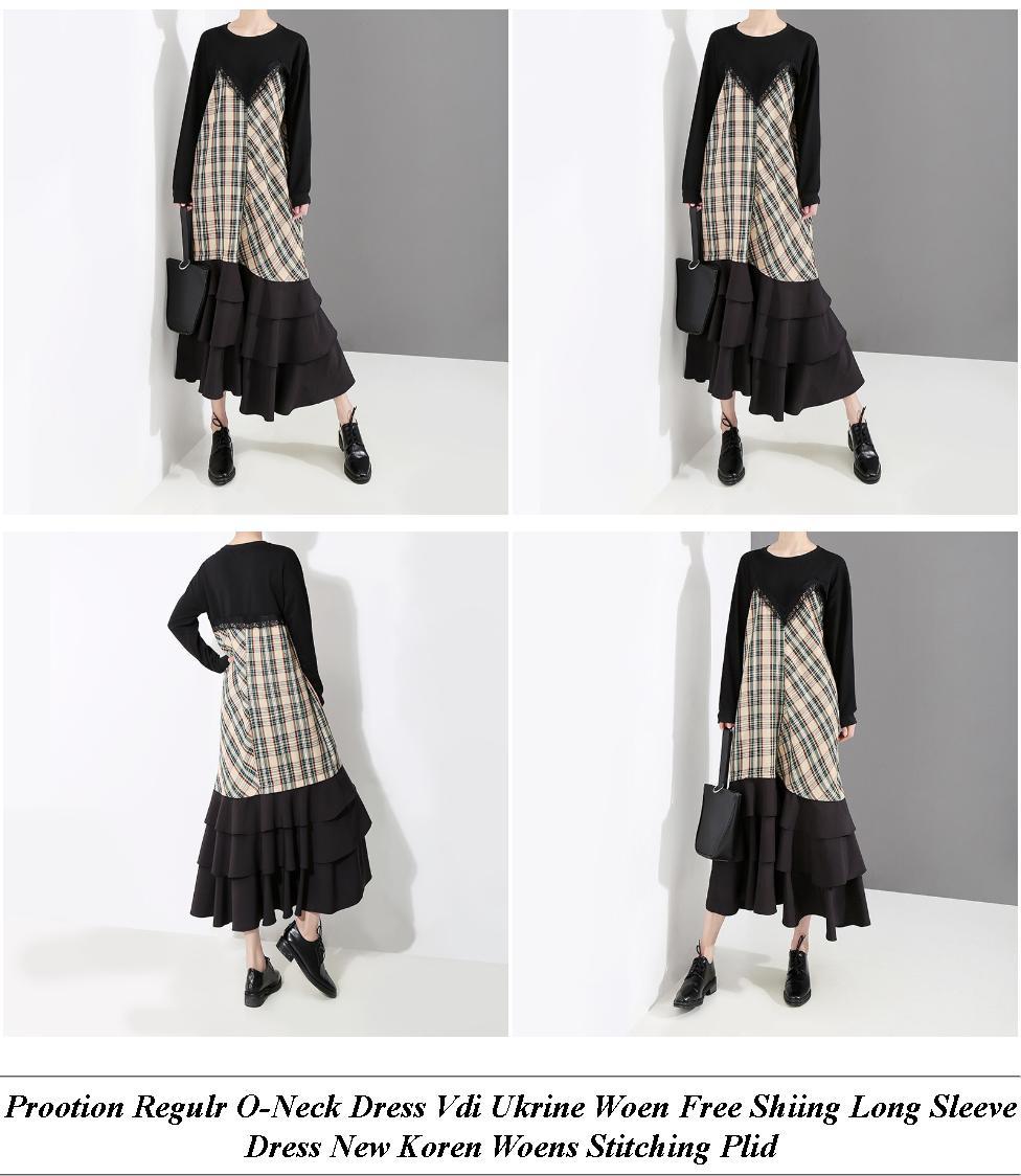 Plus Size Maxi Dresses - Uk Sale - Polka Dot Dress - Buy Cheap Clothes Online