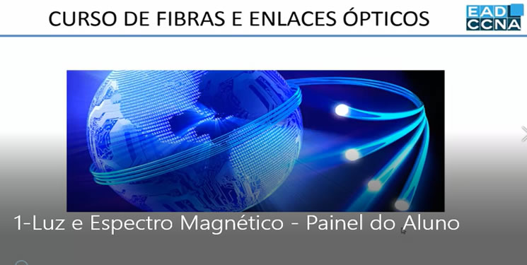 Curso de Fibras e Enlaces Ópticos Download Grátis