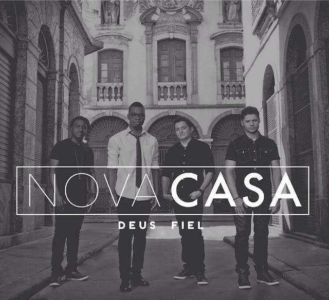 "Banda Nova Casa lança o álbum ""Deus Fiel"""