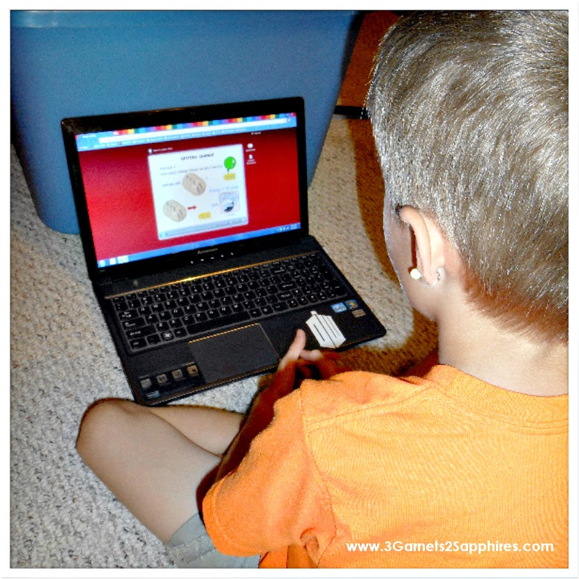 CTC Math program for homeschooling | www.3Garnets2Sapphires.com