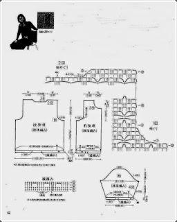 Tığ işi Örgü Yelek Modelleri 1