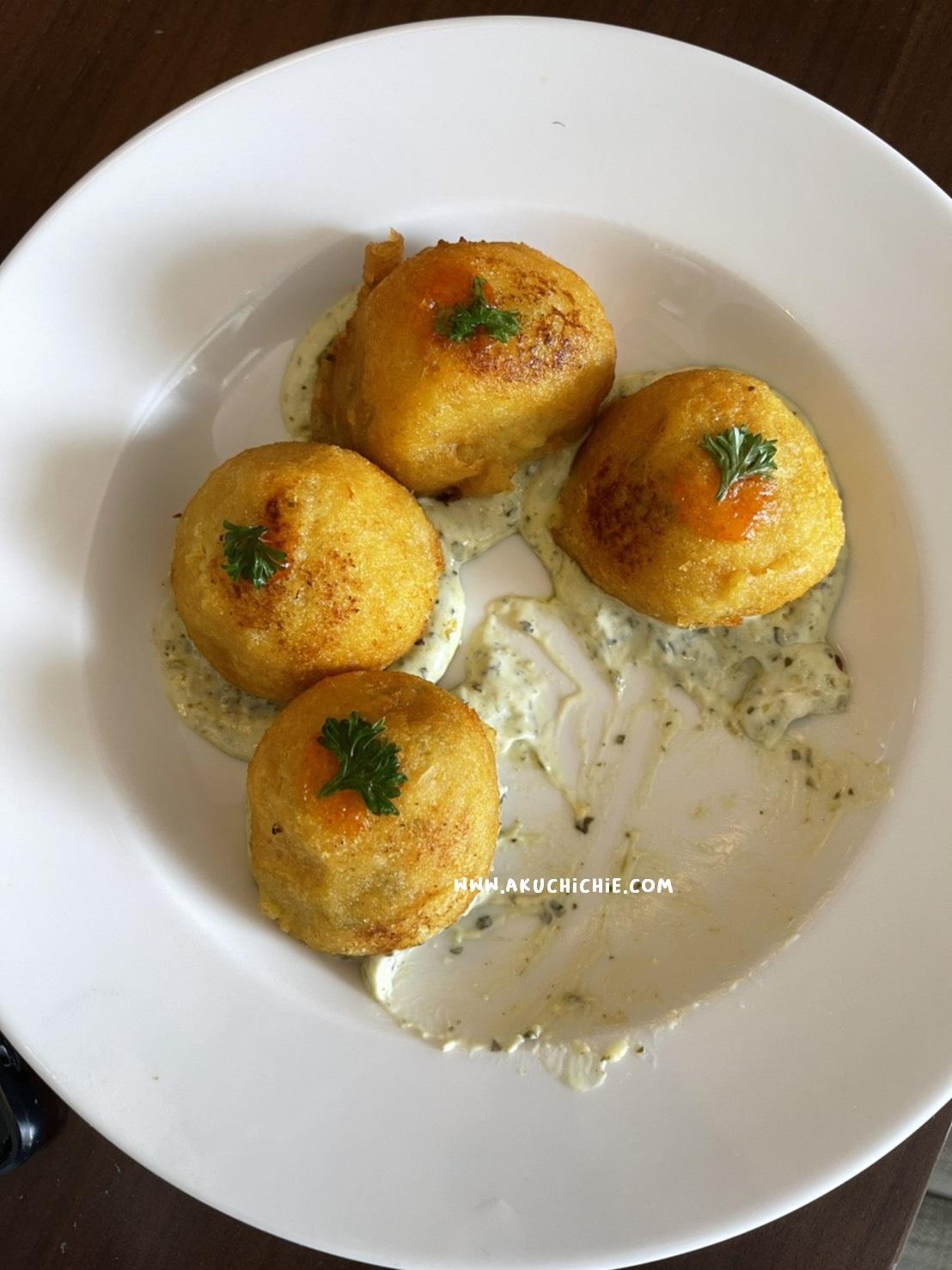 menu makanan di ascott kuningan jakarta