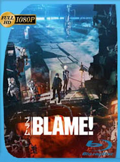 Blame! (2017) HD [1080p] Latino [GoogleDrive] SilvestreHD
