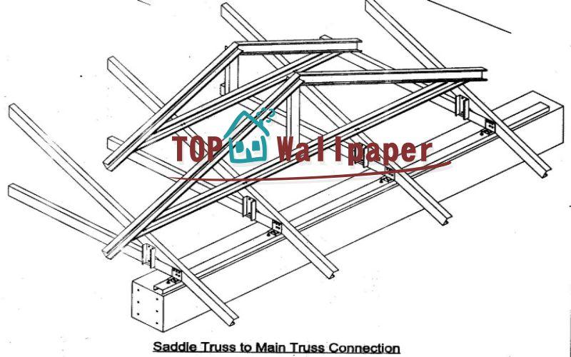 Image Result For Desain Atap Rangka Baja Ringan