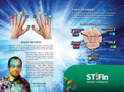 tips manfaat tes stifin mengenal potensi diri dan bakat secara genetik melalui sidik jari nurul sufitri travel lifestyle blogger review info