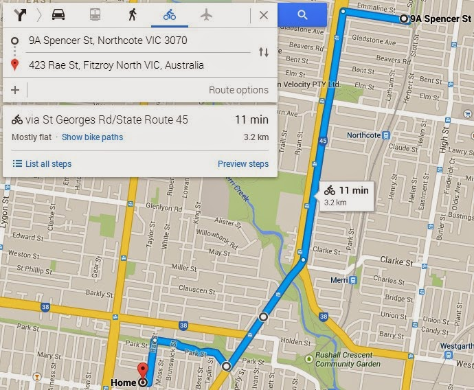 Better By Bicycle: How accurate are Google Maps cycling time