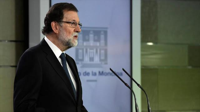 Rajoy enfatiza: Absolutamente España no se dividirá