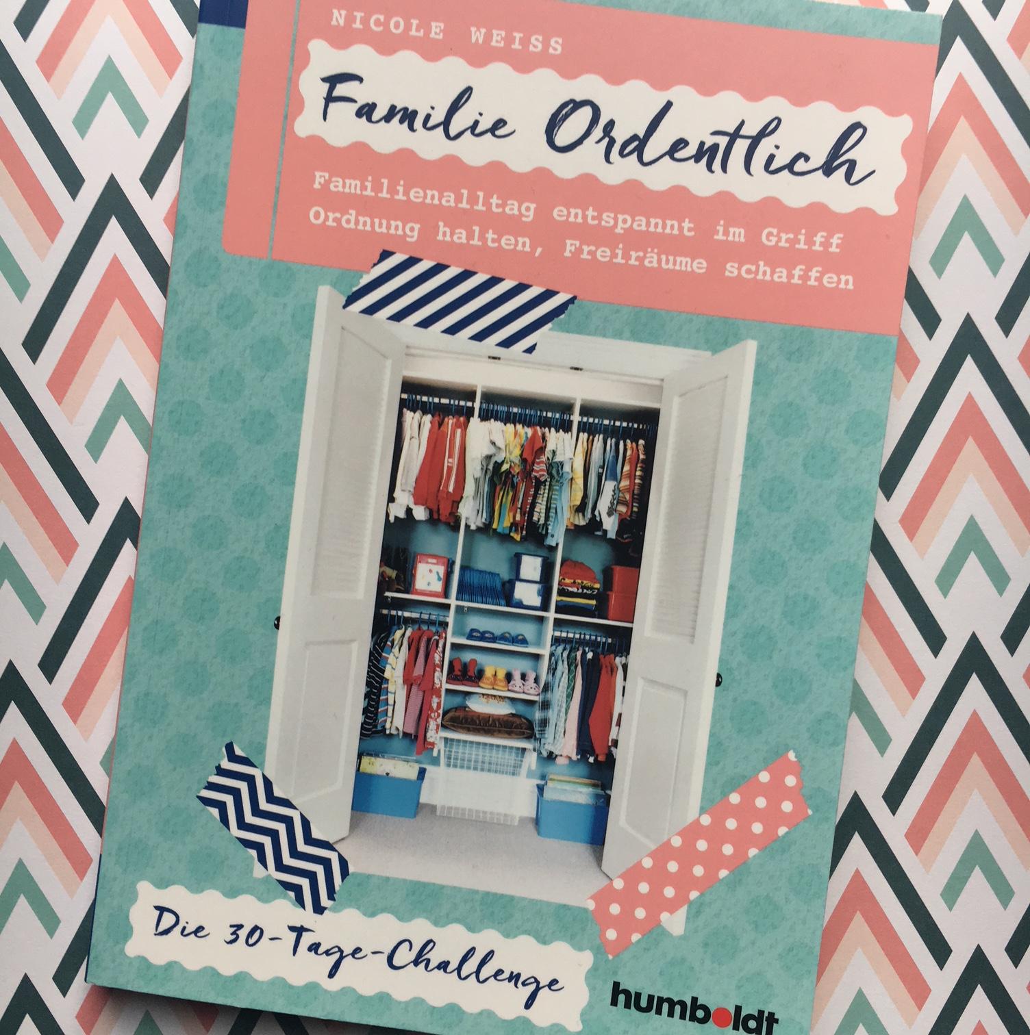 Familienbücherei: Familie Ordentlich - Die 30-Tage-Challenge
